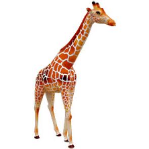 Papercraft de una Jirafa / Giraffe. Manualidades a Raudales.