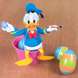 Easter - Donald.