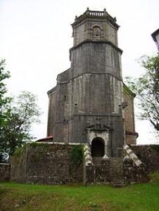 Papercraft building recortable y armable de la Iglesia de María Magdalena en cantabria. Manualidades a Raudales.