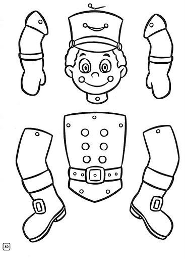 Marionetas Puppets Manualidades A Raudales