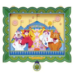 Papercraft del Circo. Bienvenido al Mundo del Circo / Welcome to Circusland. Manualidades a Raudales.