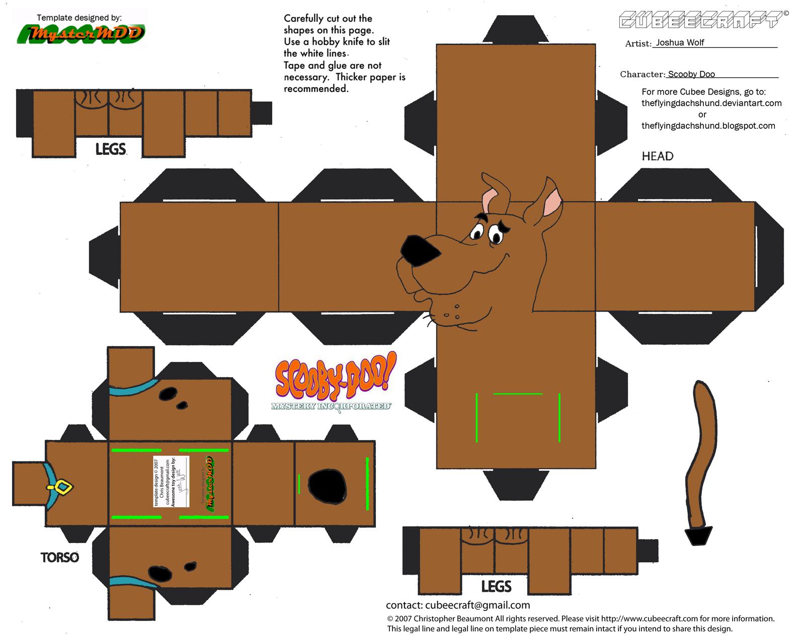 Único Scooby Doo Monstruo Para Colorear Colección de Imágenes ...