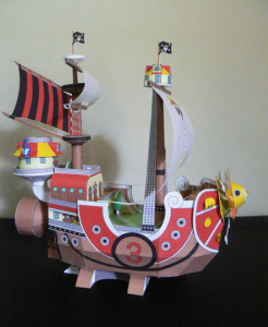 Barco pirata infantil. Manualidades a Raudales.