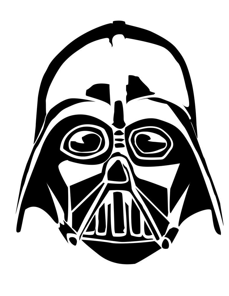Mascara de Darth Vader 2. - Manualidades a Raudales
