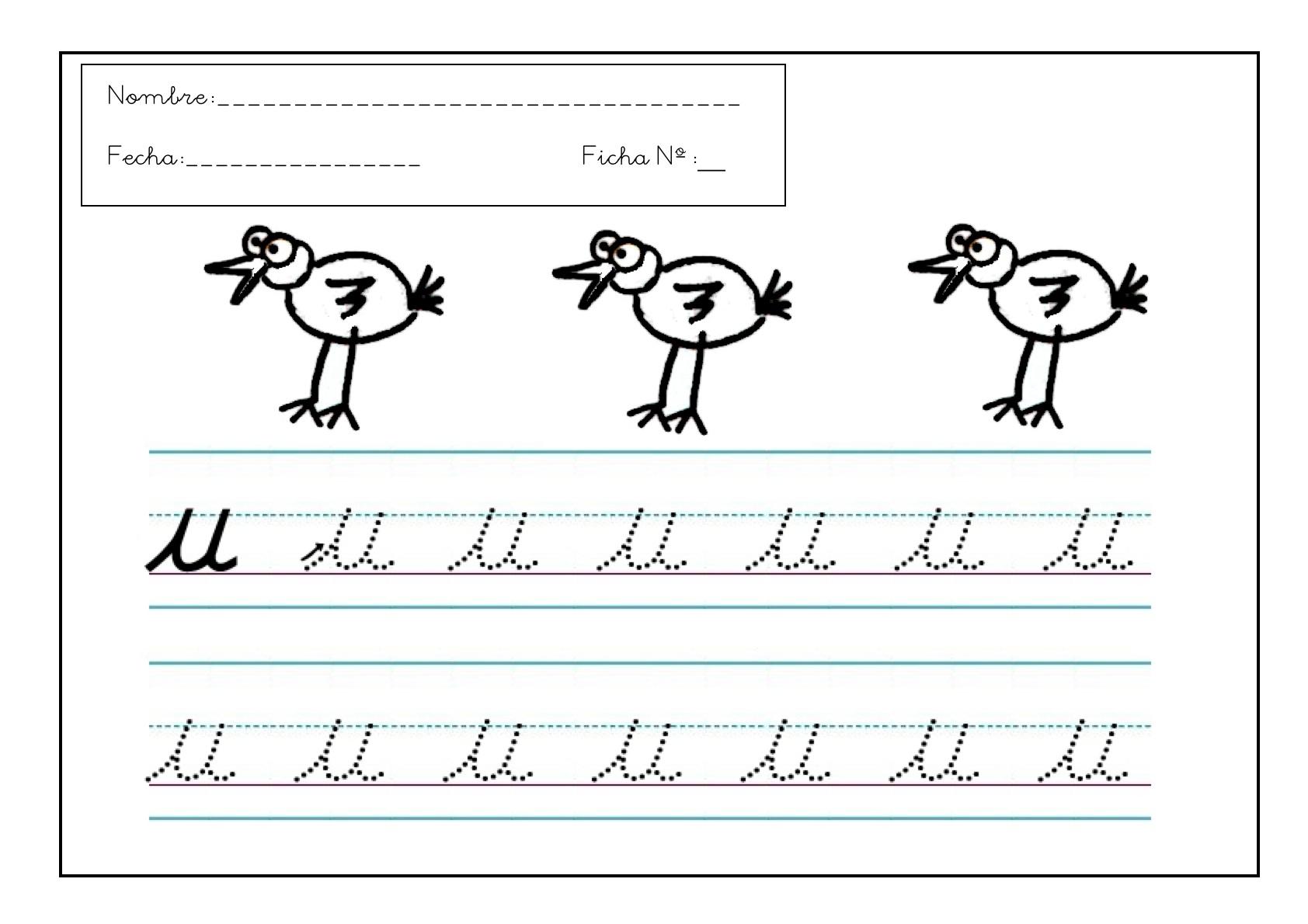 Famoso La Gente De La Letra Para Colorear Ideas - Dibujos Para ...