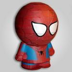 Papercraft de Spiderman. Manualidades a Raudales.