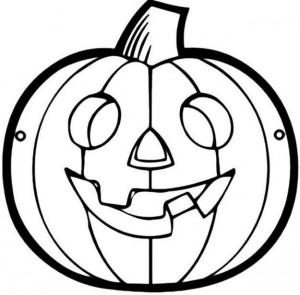 Máscara Halloween de Pumpkin. Manualidades a Raudales.