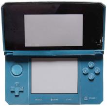 Papercraft de la Nintendo 3DS. Manualidades a Raudales.